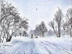 Loviisa, Finland. 08.03.2012