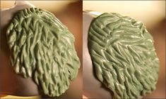 How to sculpt fur – Little Green Monsters – Xenite's Miniatures Page Sculpting Tutorials, Painting Tutorials, Painting Tips, Warhammer 40k Space Wolves, How To Make Clay, Art Addiction, Warhammer 40k Miniatures, Animal Sculptures, Teaching Art