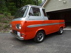 Ford Econoline Pickup Custom - 1965 - Picture 14HO512042878012