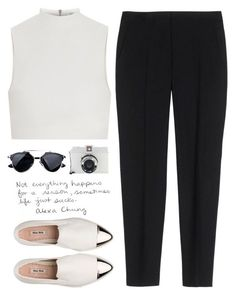 """""""- Reason -"""" by lolgenie liked on Polyvore featuring Elizabeth and James, Theory, Miu… - #outfits #womensclothes #clothingstores #clothesonline #onlineclothesshopping #fashiondresses #fashionclothes #womensoutfits #shopbyoutfit #outfitsforwomen #fashionshop #cuteoutfits #fashionoutfits #dressoutfits #buyoutfits #shopbyoutfitwomens #newfashionclothes #outfitonline #falloutfitsforwomen #shoppingoutfits #fancydressoutfits #buycompleteoutfits #outfitsale #outfitclothing #dresses"""