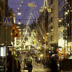 Aleksanteri Street - Helsinki, Finland by Veli Matinmikko on Helsinki, Street, Pictures, Travel, Candle, Finland, Photos, Viajes, Photo Illustration