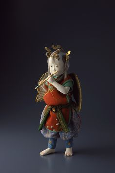 Karura (Doll) by Junko NARITA, Japan 成田順子