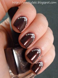 Wacky Laki, 3/23/12: piCture pOlish Voodoo - See the Darkness, Feel the Magic!