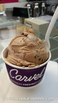 Introducing Carvel Ice Cream Featuring Nutella®! Giving away a $20 Carvel gift card so you could try it!  @CarvelIceCream #Giveaway #Partner