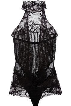 La Perla Baronessa lace bodysuit from Net-A-Porter