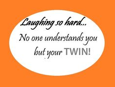 c99be63712 21 Funny Twin Quotes and Sayings with Images. Twin Quotes FunnySistersTwin  ...
