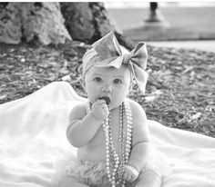 6 month baby photo // baby girl // photography// photo ideas