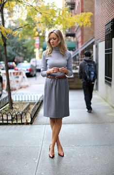 New Fall Dresses For Women Female Woman Wear Street