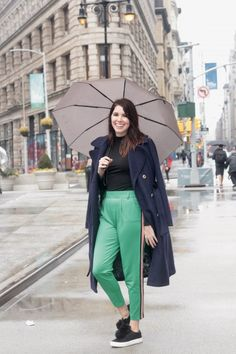NYFW With Trendlee | Greta Hollar
