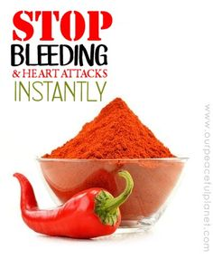Cayenne can literally save your life. It's a miracle herb that can stop bleeding immediately (we've got a video showing this) and also stop a heart attack in its tracks. It does a myriad of other things too, as most herbs do. You'll learn which type to use and how to use it and why you should always keep cayenne tincture in the house! I even carry some in my purse.
