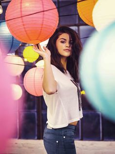 Selena Gomez adidas NEO Spring 2015 Collection