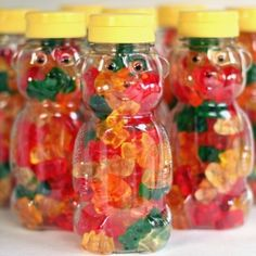 How to throw a simple Gummy Bear themed party.... Yes my 16th birthday party will literaly be sweet...