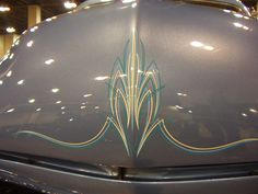 Denver: Old School Pinstriping / Custom Detailing and Pinstriping for Street Rods, Hot Rods and Custom Cars by Michael R. Young
