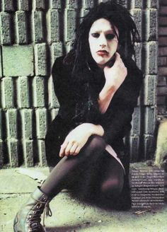 Twiggy Ramirez from Marilyn Manson
