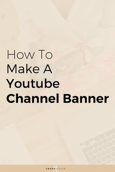 The design of the channel is the most effective when it is representative of the content of the channel. High-quality, personalized channel design can make your Youtube Hacks, S Youtube, Free Youtube, Youtube Style, Youtube Banner Template, Youtube Banners, Digital Marketing Strategy, Social Media Marketing, Marketing Ideas
