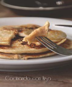 Tortitas de avena aptas para dieta...  más información http://cocinandoconkisa.blogspot.com.es/2012/10/tortitas-de-avena-aptas-para-dieta.html