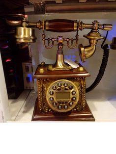 Telefone Antigo (retro) Vintage - R$ 235,00 no MercadoLivre