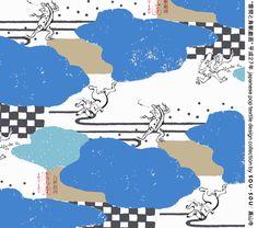 手ぬぐい・靴下の通販や、日本伝統のモダンデザインをオリジナルテキスタイルとして作成し、地下足袋や和服、作務衣、ルコックとのコラボ商品、を製作、販売する京都のブランド Japan Design, Web Design, Retro Design, Dm Poster, Poster Prints, Leaflet Design, Buch Design, Japanese Modern, Japanese Graphic Design