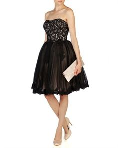 Lace ball dress - RAUL by Ted Baker