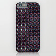 Floic #1 (By Salomon) #mobile #case #design #fashion #iphone #samsung #apple #android #style #streetstyle #pattern #mosaic #mosaico #texture #society6 @society6