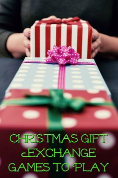 Looking for the perfect Christmas Gift Exchange games for your holiday gathering? Here are some of our top picks!