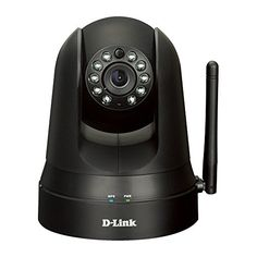 D-Link Wireless Pan & Tilt Day/Night Network Surveillance Camera with mydlink-Enabled Best Waterproof Camera, Home Monitor, Best Noise Cancelling Headphones, Wireless Home Security Systems, Surveillance System, Microsoft Windows, Security Camera, Night Vision, Ipod Touch