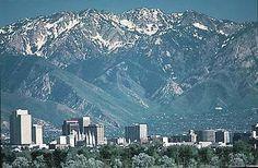 Salt Lake City, Utah. I love this place!