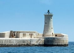 St. Elmo Light ~ Malta-near Sicily