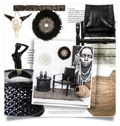 """...."" by jecikilicica ❤ liked on Polyvore featuring interior, interiors, interior design, home, home decor, interior decorating, africa and homedesign"