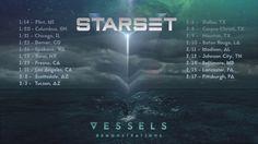 Starset - Vessels Demonstrations 2017