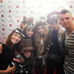 "The ""Girl Meets World"" Cast At 2013 Keep A Child Alive ""Dream Halloween"""