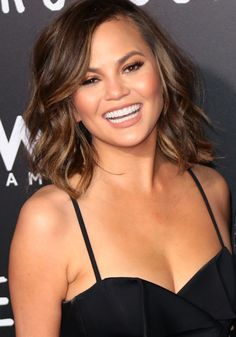 Chrissy Teigen at the premiere of WGN America's Underground Season 2 at Westwood on March 1, 2017