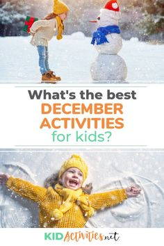 December Themes and Activities for the Classroom