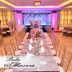 Classic wedding theme arranged by Ibarra's Party Venue and Catering Specialist.