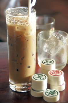 Vietnamese Iced Coffee Recipe both Hot and Cold. Delicious and sweet! | @whiteonrice