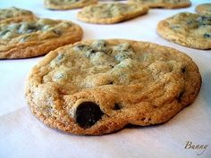 Hershey's Perfect Chocolate Chip Cookies