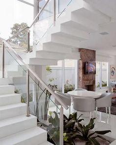 Decor Salteado - Blog de Decoração e Arquitetura : Minha Escada + Modelos e Dicas!