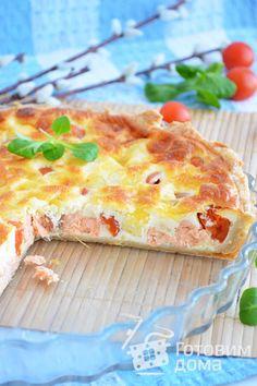 Quiche, Vegan Challenge, Pie Recipes, Cooking Recipes, Good Food, Yummy Food, Vegan Meal Prep, Vegan Thanksgiving, Vegan Kitchen