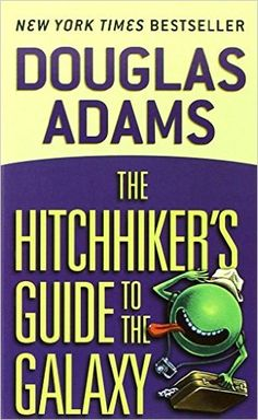 The Hitchhiker's Guide to the Galaxy: Douglas Adams: 9780345391803: Amazon.com: Books