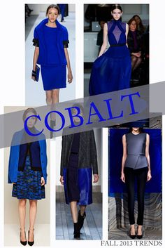 Spry On The Wall: NYFW Fall 2013 Trends - Color