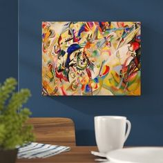 East Urban Home Composition No. 1913 by Wassily Kandinsky Art Print on Canvas Composition No. 1913 by Wassily Kandinsky Art Print on Canvas East Urban Home Size: Extra Large Kandinsky Art, Wassily Kandinsky Paintings, Picasso Paintings, Matisse Kunst, Matisse Art, Boat Painting, Painting Prints, Art Prints, Framed Wall Art