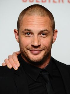 Tom Hardy. | A Ranking Of The Hottest Buzz Cuts In Hollywood