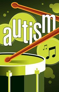 Drums are not just for rock band, these are also for persons with ASD. #asd #autism