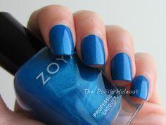 @Zoya Zinger Nail Polish Tallulah