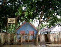 House where it lived and it died to lider ambientalista Chico Mendes in the city of Xapuri in the Acre state.