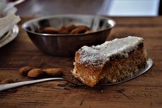 Raw Honey & Thyme: Una torta di mandorle in 5 minuti