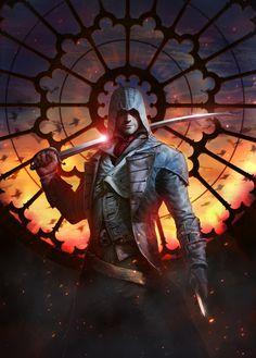 Assassin's Creed Unity - Michele Frigo