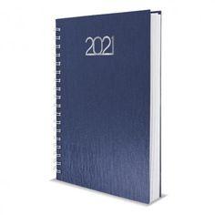 Agenda de anillas niqueladas de efecto aluminio rayado con tapas rígidas decolores metalizados Maps, Day Planners, Paper Envelopes