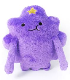 The Adventure Time Lumpy Space Princess Plush Toy - OH MY GLOB!!