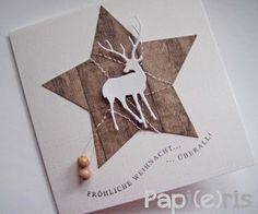 Papi(e)ris: Weihnachtskarte Nr. 5 Mehr